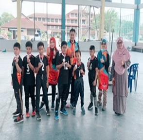 Pembangunan Sukan Bola Tampar MSSD Daerah Kuala Langat Bawah 10 Tahun (Lelaki) 2020